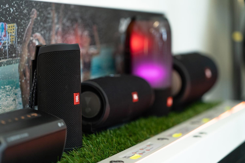 Installation audio Imperial Sound