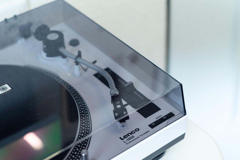 Tourne disque audio imperial sound