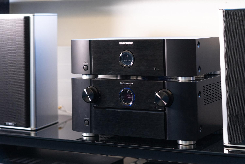 Installation audio hi-fi Imperial Sound