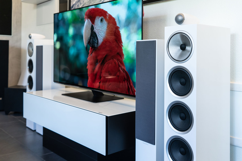 Installation audiovisuel TV Imperial Sound