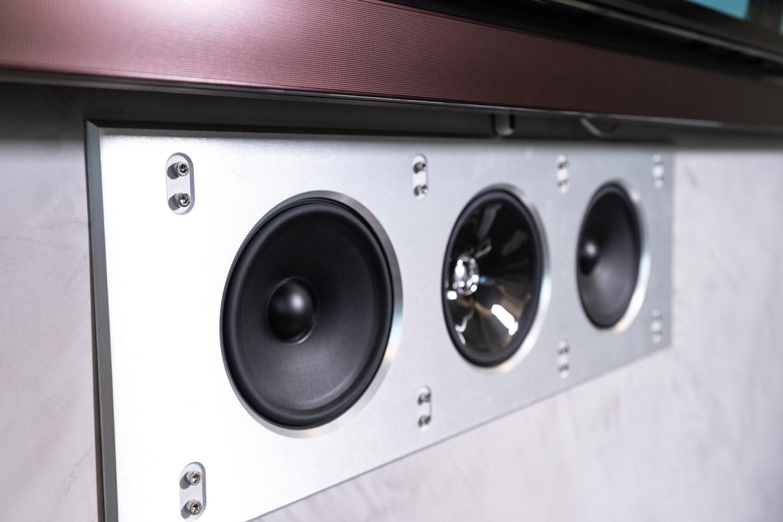 Intégration multimédia audio Imperial Sound