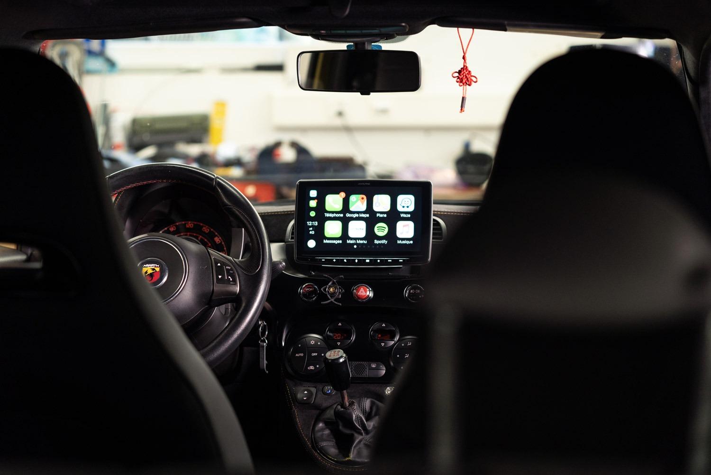 Installation car audio Imperial Sound